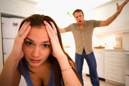 Насилие в семье алкоголика нередкость