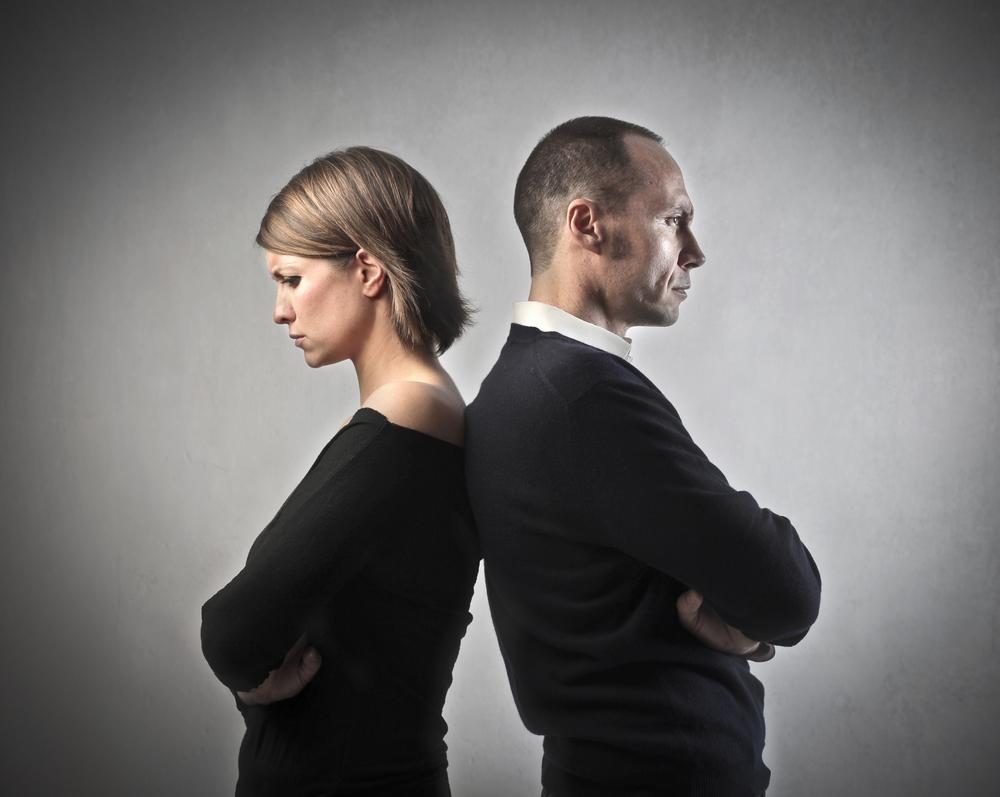 Развод в другом городе
