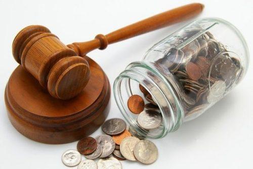Алименты удерживаются на основании судебного приказа