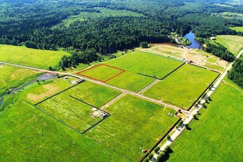 Земельное законодательство РФ регулирует все вопросы по разделу земельных участков