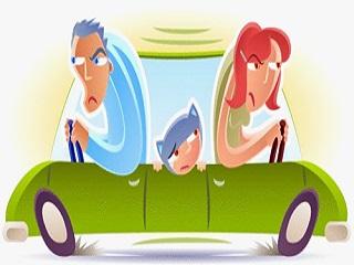 Деление машины при разводе