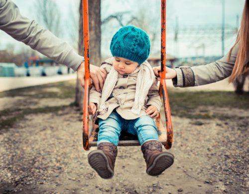 После развода продолжают действовать правовые взаимоотношения между родителями и детьми