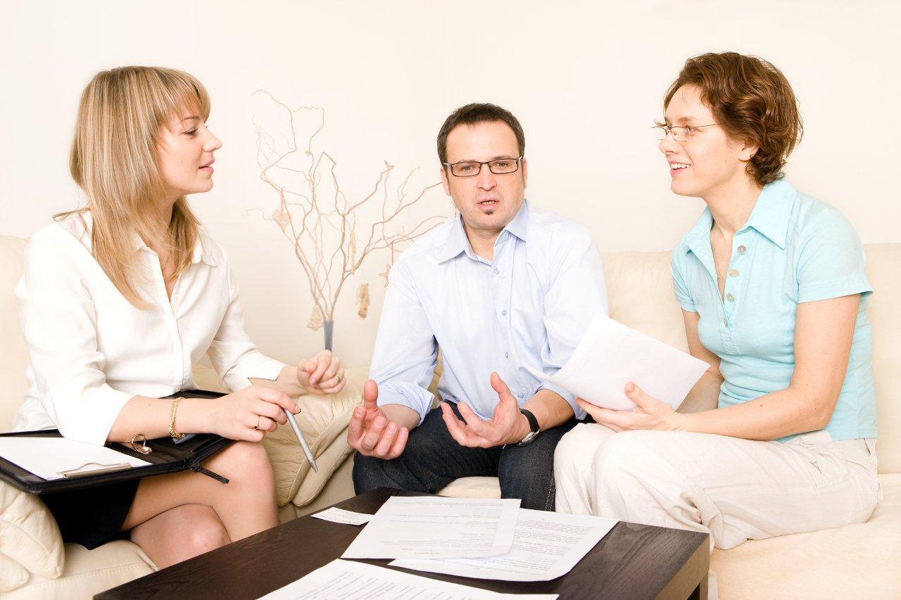 Развод по доверенности