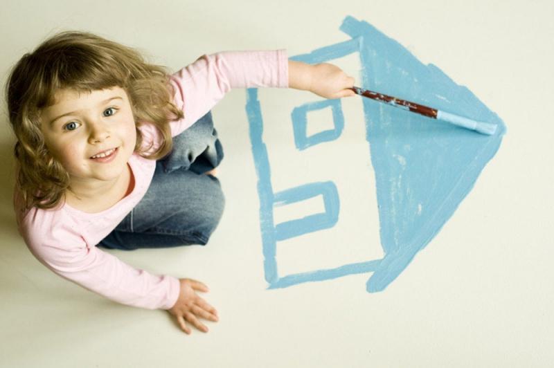 Имеет ли право несовершеннолетний ребенок на долю в квартире при разводе: как выделить долю в квартире несовершеннолетнему ребенку при разводе