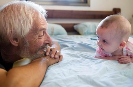Старики и дети