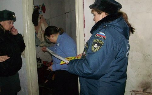 Работа представителей органов опеки и попечительства